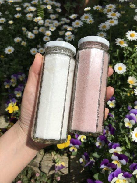 愛のエネルギーが入っている天然塩