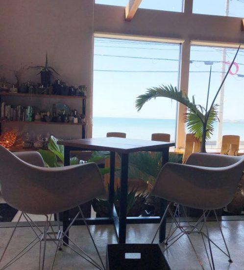 海が見えるカフェ 津屋崎テラス